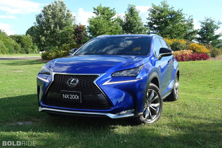2015 Lexus NX First Drive: More Than Just a Face