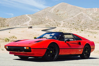 Classic Ferrari Ditches V8 For Electric Power
