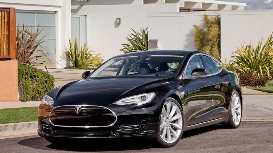 Tesla says Model S is sold out
