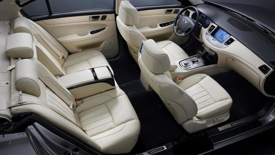 2012 Hyundai Genesis Prada launched