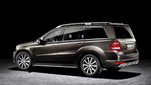 Mercedes GL Grand Edition revealed
