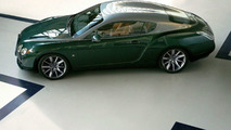 Bentley Zagato GTZ