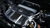 Subaru 2.5 Liter Turbo
