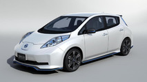 Nissan Leaf Nismo Performance Package 20.12.2012
