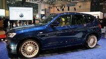 Alpina XD3 Biturbo revealed for Geneva
