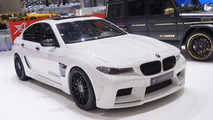 BMW M5 Mi5Sion by Hamann at 2013 Geneva Motor Show