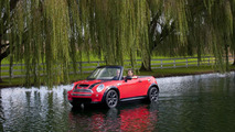 MINI Cooper Convertible boat 09.5.2013