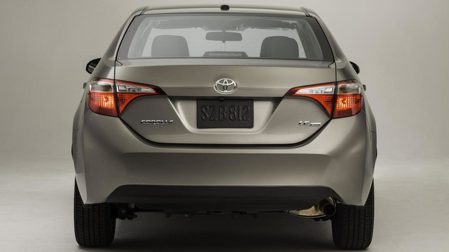 2014 Toyota Corolla officially revealed [videos]
