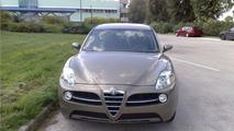 Alfa Romeo Kamal SUV Mystery Spy Photos?