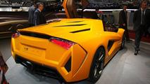 Giugiaro Namir Hybrid Concept at Geneva