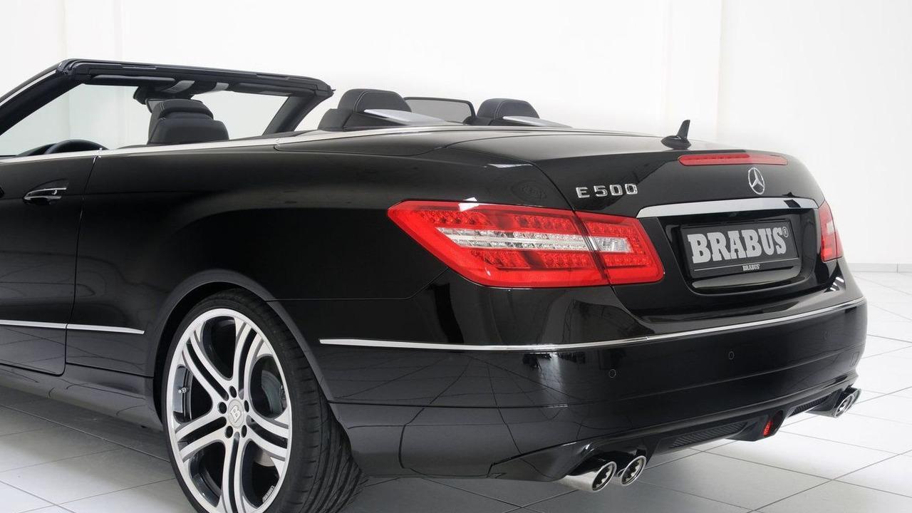 BRABUS E-Class E500 Cabriolet 30.03.2010