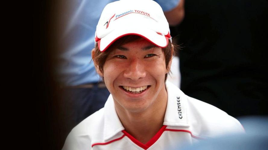 Kobayashi to take Toyota sponsors to Renault?