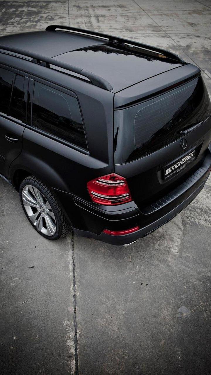 Kicherer GL 42 - Benz GL-Class 17.03.2011