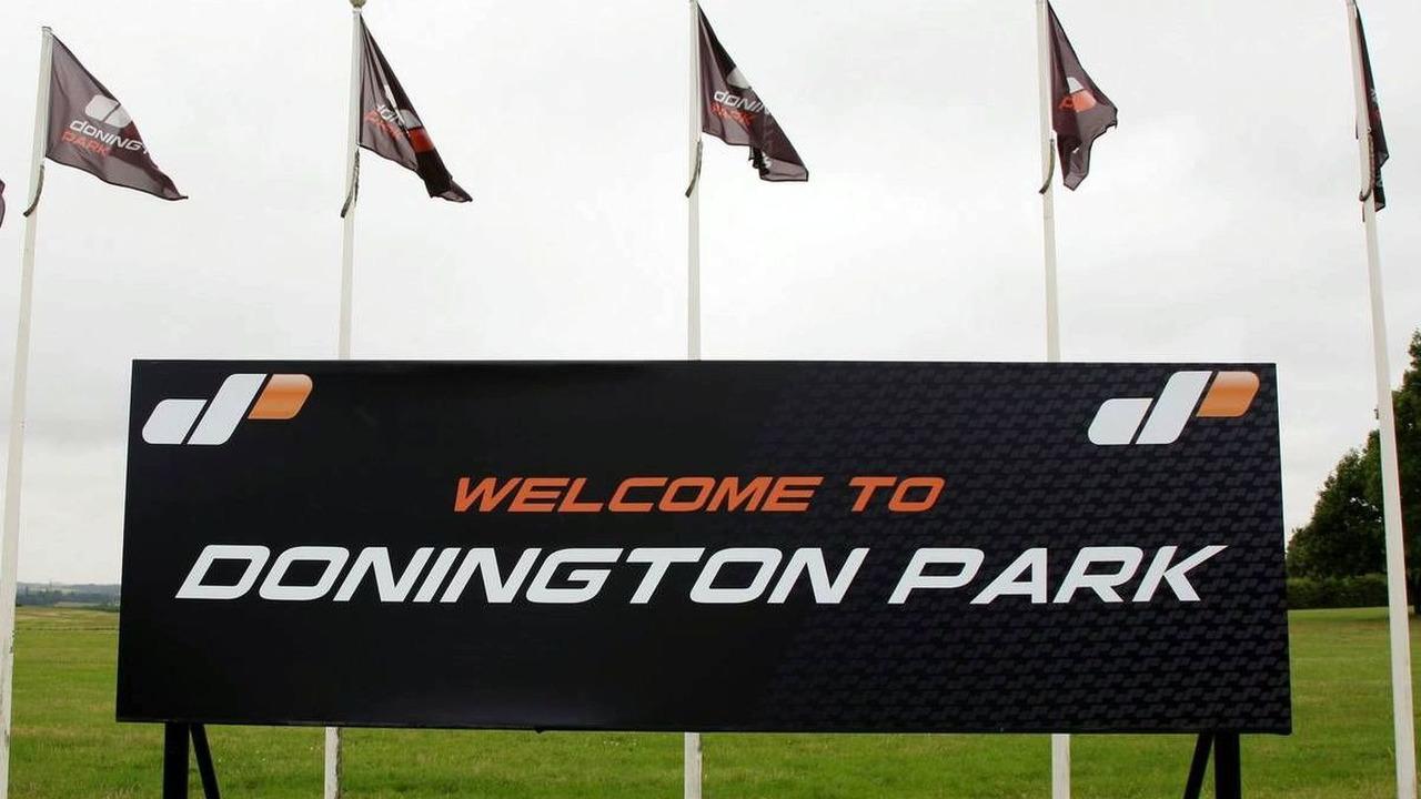 Donigton Park, England