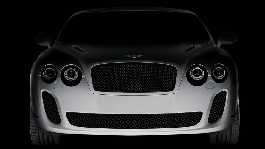 Bentley Releases First Bio-Fuel Concept Car Teaser Image