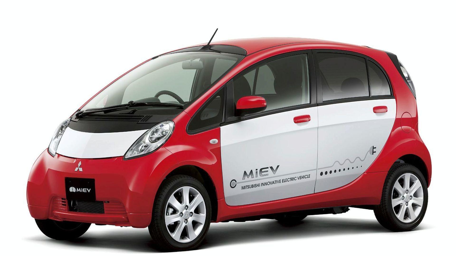 Mitsubishi i-MiEV European rollout and price announced
