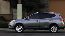 2011 Nissan Rogue minor facelift 02.08.2010