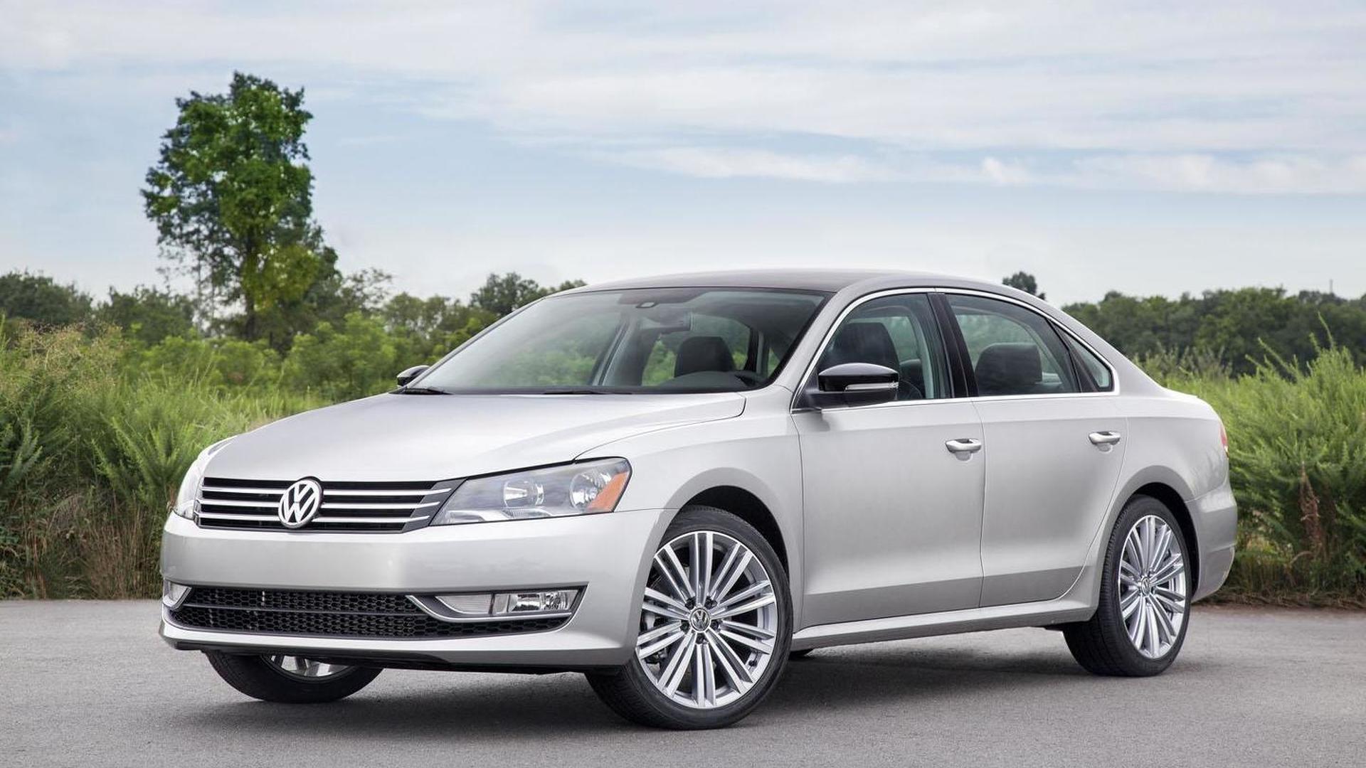Volkswagen exec hints at big changes for the 2016 Passat facelift - report