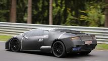 Lamborghini Cabrera spy photo