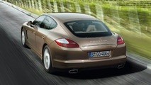 Porsche Panamera 4 first photos - 16.02.2010
