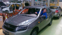Lada loses best-selling car status in a month in Russia after four decades