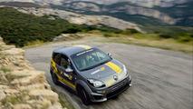 Renault Twingo RenaultSport R2 rally car