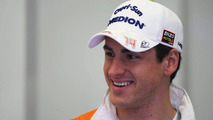 Staying at Force India was 'sensible' - Sutil