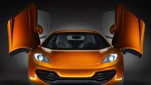 McLaren MP4-12C U.S. Launch Delayed