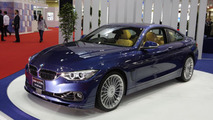 Alpina B4 BiTurbo Coupe debuts in Tokyo with 410 HP