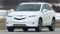2016 Acura RDX facelift spy photo