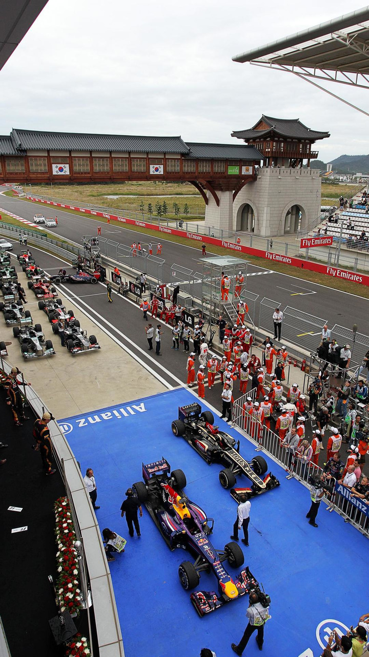 Korean Grand Prix / XPB