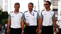 McLaren to decide 2015 drivers this season