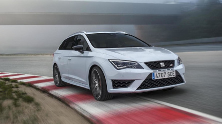 Seat Leon Cupra ST becomes the fastest estate on the Nurburgring [video]