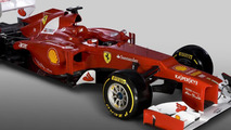 Ferrari F2012 unveiled [video]