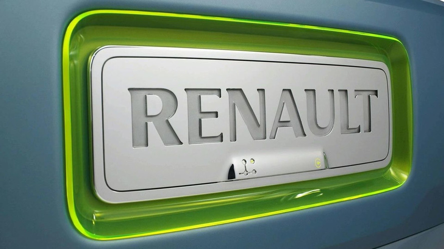 Renault to Unveil Three Electric Car Concepts in Frankfurt