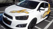 Chevrolet Sonic Super 4 Concept for SEMA - 2.11.2011