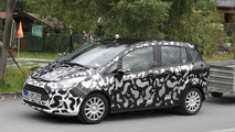2012 Ford B-Max spy photo - 30.8.2011