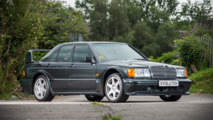Mercedes 190E Evo II with 885 miles heads to auction