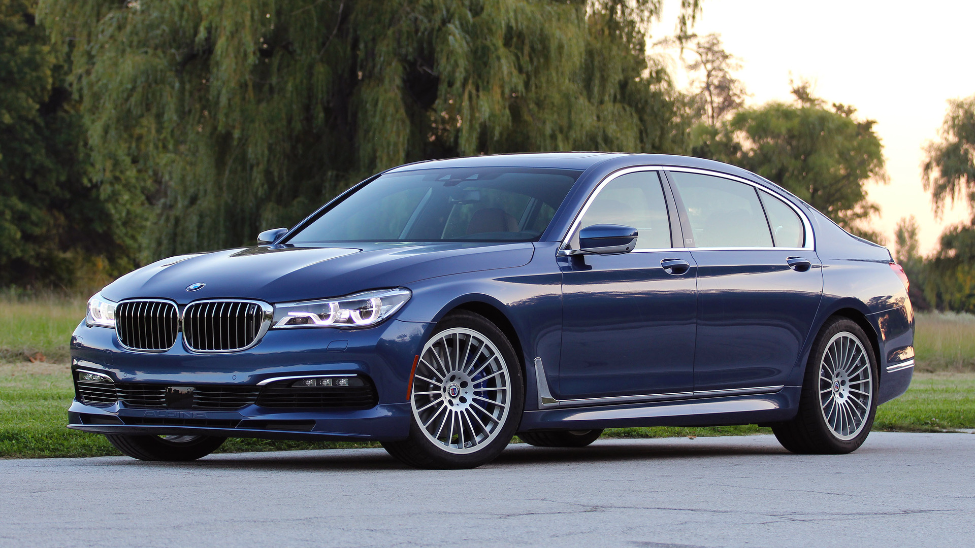 2017 Bmw Alpina B7 Review The Magnificent Seven
