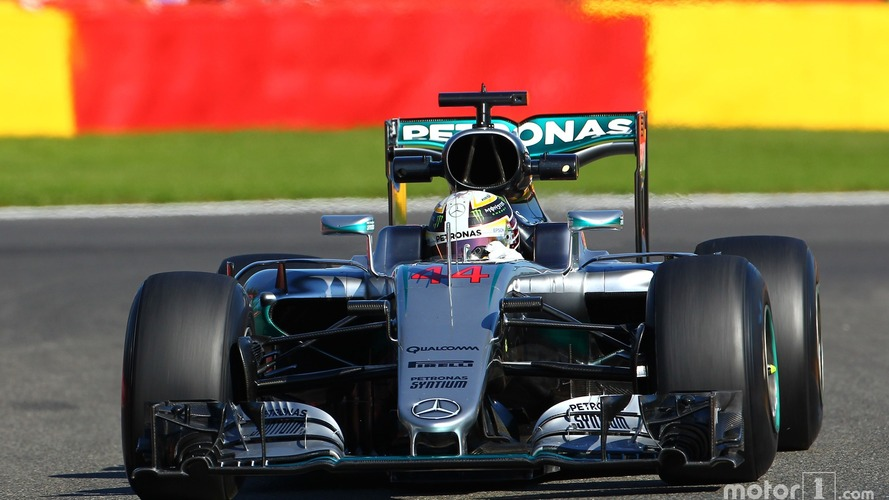 Hamilton's penalty up to 55 places after another engine change