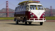 Volkswagen 1964 Deluxe Microbus Chameleon Concept