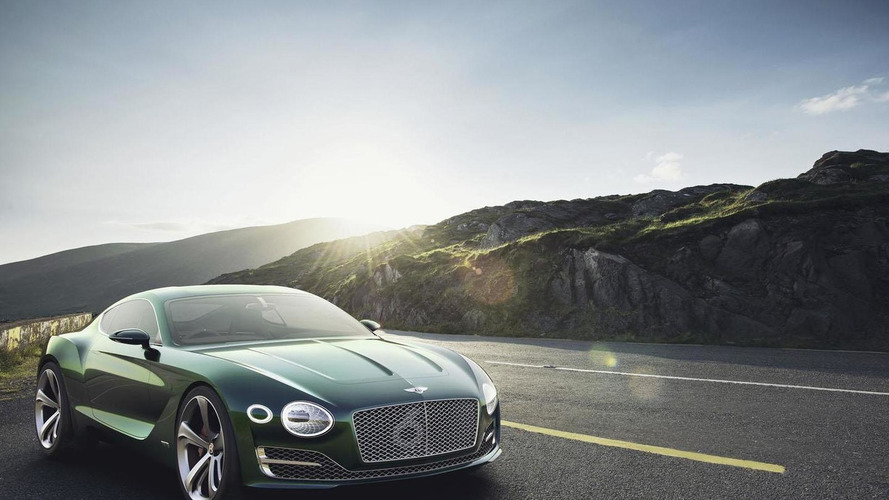 Bentley working on a business case for the EXP 10 Speed 6 concept but isn't in a rush