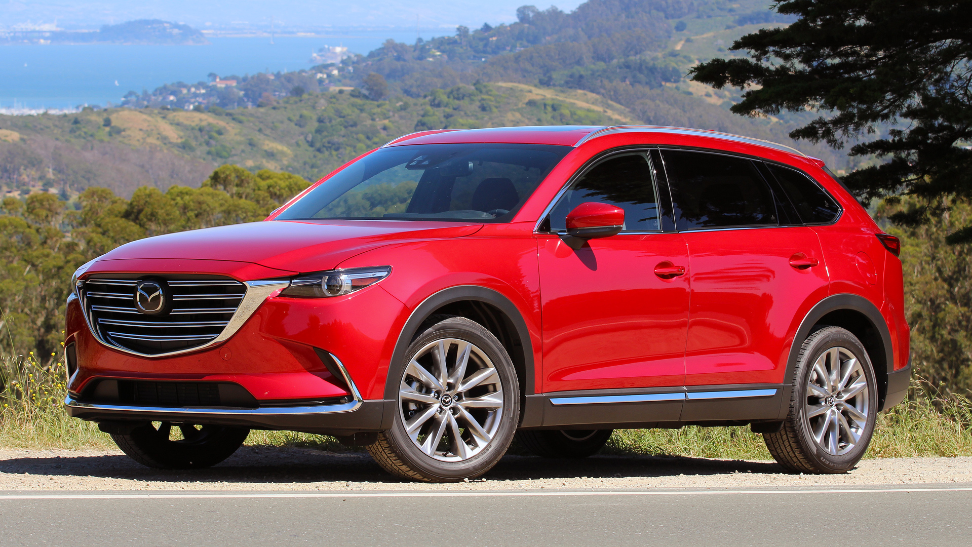 first drive 2016 mazda cx 9. Black Bedroom Furniture Sets. Home Design Ideas