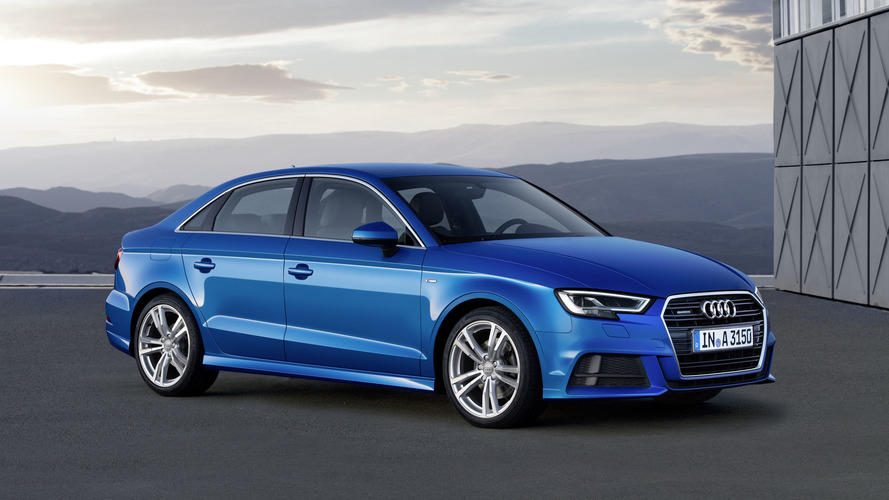 Audi A3, S3 facelift arrive in U.S. for 2017MY