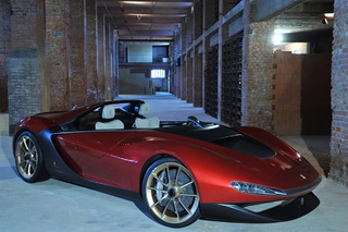 6 Ferrari Pininfarina Sergio Roadsters To Be Produced