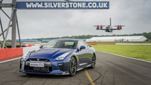 Nissan GT-R drone does 0-62 mph in 1.3 seconds