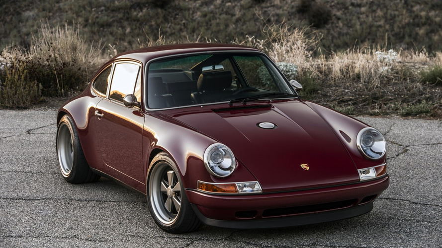 Singer bringing two Porsche 911s to Amelia Island