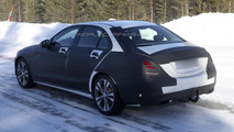 2014 Mercedes-Benz C-Class poses for the camera once again