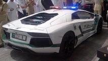Dubai police gets a Lamborghini Aventador