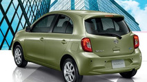 Nissan Micra/March facelift revealed in official photos